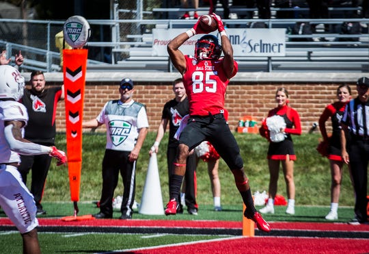 Live blog: Ball State football faces North Carolina State in BSU's first road game of 2019