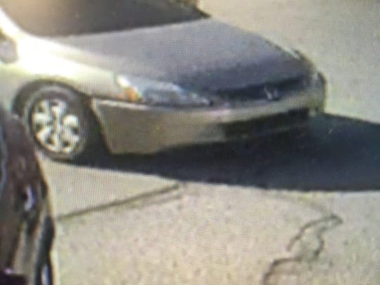 Carlsbad Police Department detectives said that a suspect in several robberies may be traveling in a gold Honda Accord with New Mexico plates.