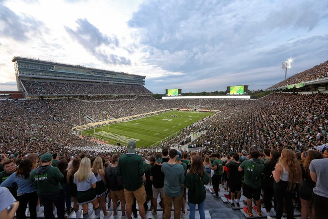MSU is planning and hoping for a packed Spartan Stadium this fall.