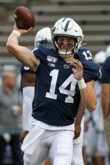 Sean Clifford and the Penn State offense needs to find an identity vs. Maryland.