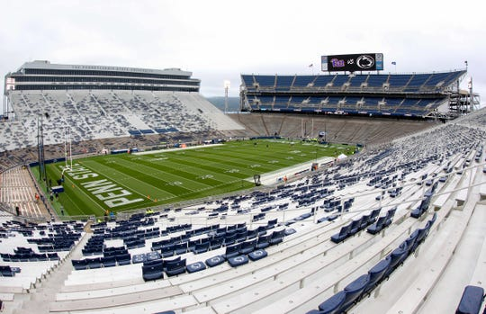 Beaver Stadium will host a high school football in October when Penn State plays on the road.