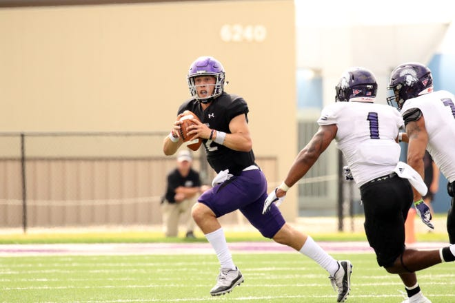 Caden Walters is the reigning NSIC offensive player of the week.