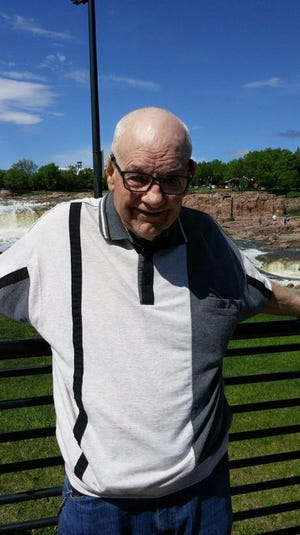 Lyle Goodroad, 74, functions as a 5-year-old and is deaf, police say.
