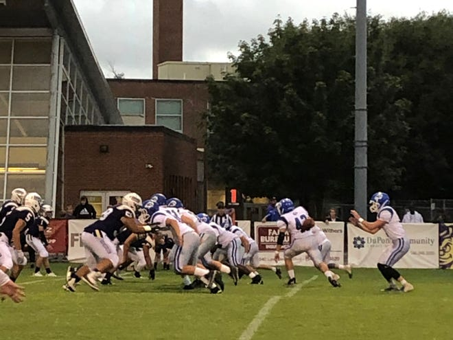 Fort Defiance showed a balanced attack Friday in a win over Waynesboro.