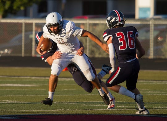 Pine View scored 21 fourth-quarter points to beat Green Canyon on the 4A playoffs Friday.
