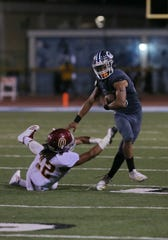 Led by Jessie Valenzuela, Camarillo has moved to No. 1 in The Star's High School Football rankings going into the final week of the regular season.
