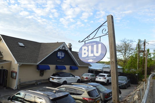 Blu restaurant is on South Lake Boulevard in Mahopac.