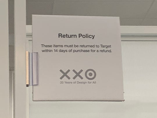 Beware of the return policy.
