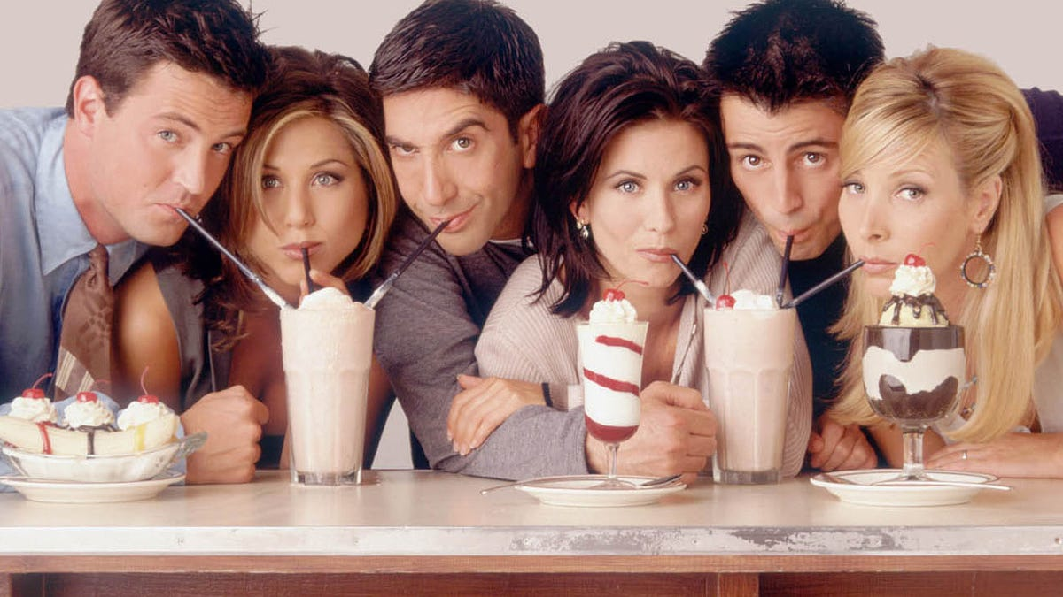 Friends 5 Secrets We Learned About The Show In Generation Friends