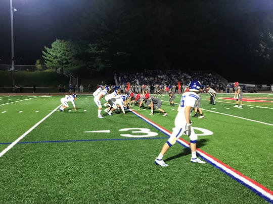 Action from Maine-Endwell vs. Chenango Valley, Sept. 14, 2019.