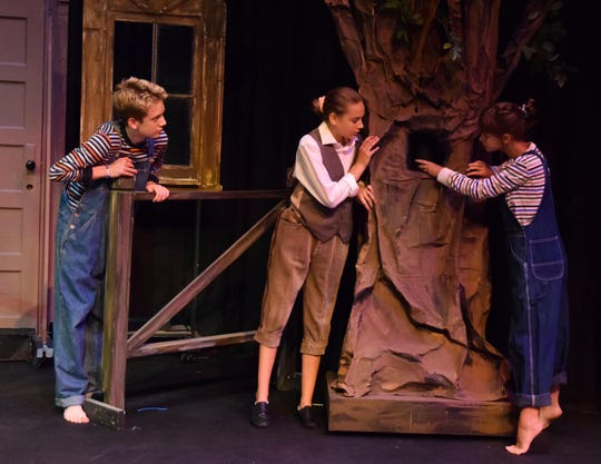 """TheEPAC Repertory Company will present Harper Lee's""""To Kill a Mockingbird"""" at theRobert Eckert Theater this weekend."""