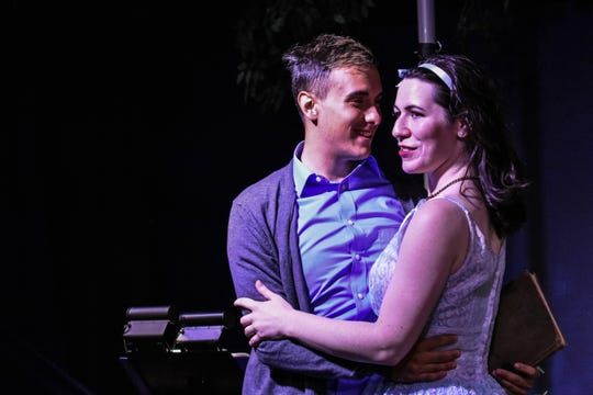 Matt (Riley Lint) and Luisa (Alyssa Hersey) find ways to be together after their parents forbid any romance between them.