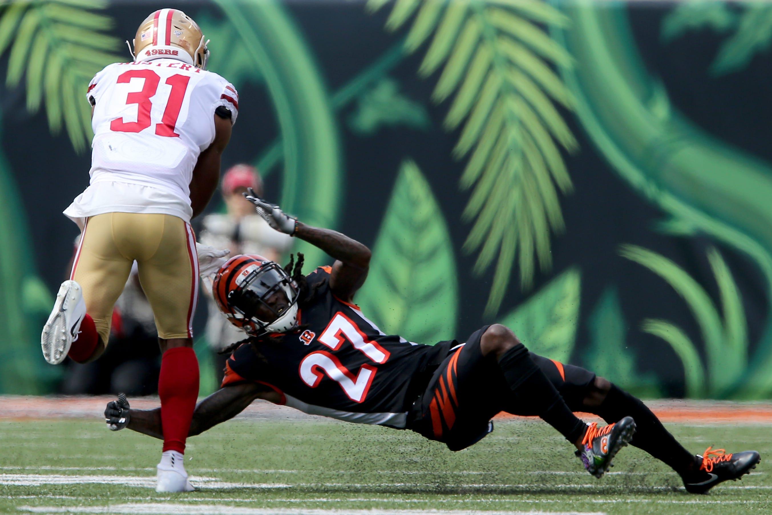 new arrival 72ce1 293c7 NFL Week 2: Takeaways, analysis Cincinnati Bengals 41-17 ...