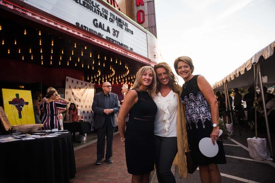 The 37th annual Roxy Gala was held Saturday, Sept. 14, 2019, on Franklin Street.