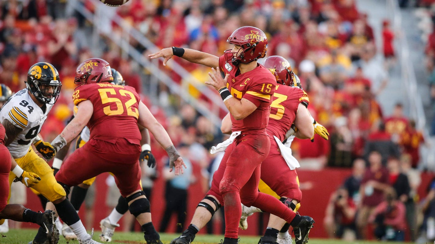 Iowa State misses big opportunity against Iowa