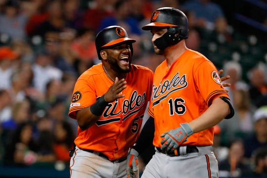 The Orioles have lost 223 games over the past two seasons, so they're not exactly likely to end their championship drought any time soon.
