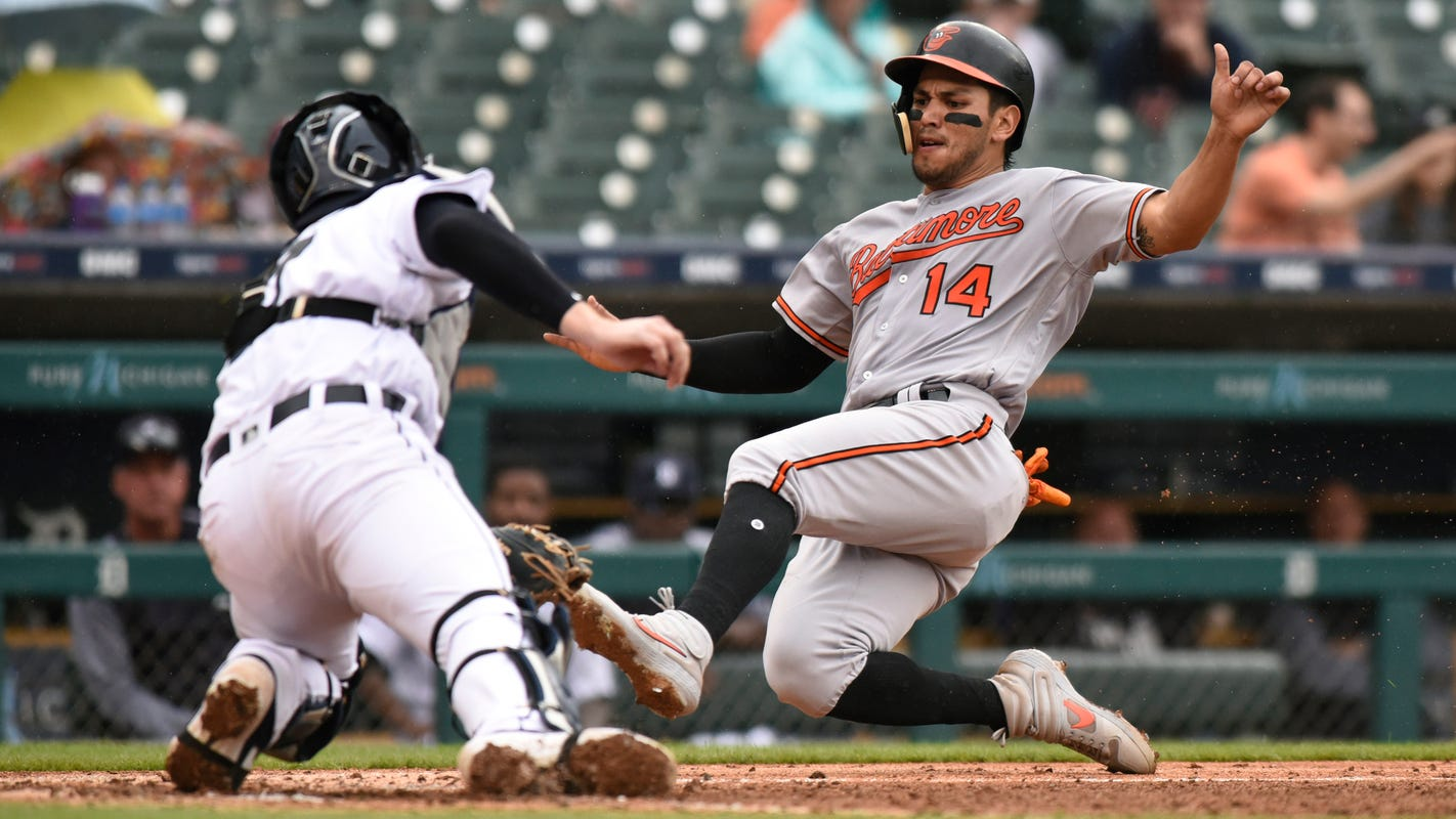 Tigers lose to Orioles but strengthen spot for No. 1 pick in draft