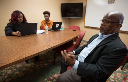 Abdul'Haq Muhammad, executive director at the Quality Life Center in Fort Myers, is managing an expansion of the center as it partnered with Gates Construction to build a new wing. The new facility will be used exclusively by teenagers.