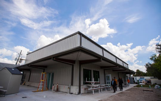 The Quality Life Center in Fort Myers, is undergoing an expansion as it partnered with Gates Construction to build a new wing. The new facility will be used exclusively by teenagers.