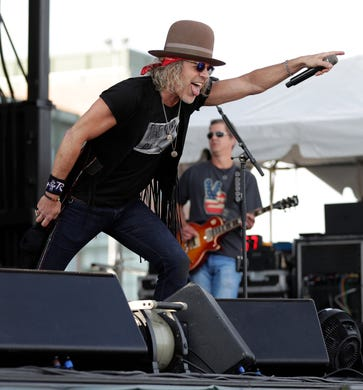 Big & Rich get the Packers party started early with free show for big Lambeau crowd