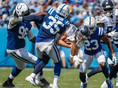 Colts injury report: Secondary depleted ahead of critical game vs. Texans