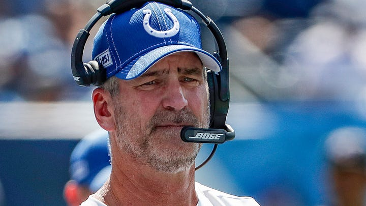 Math says Colts coach Frank Reich made the right decision to go for it on 4th-and-inches