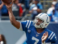 Insider: Colts, Jacoby Brissett confident big plays in passing game will come eventually