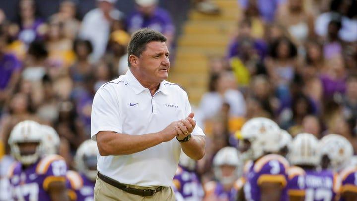 LSU football vs. Vanderbilt: How to watch on TV, stream online, betting odds