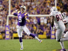 LSU Rapid Reaction: Tigers suffer early hangover, but recover for 65-14 win over Demons