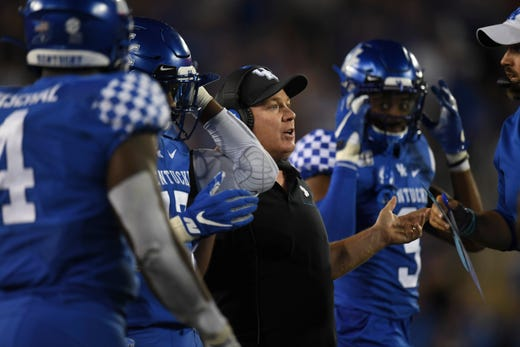 Kentucky football vs. Florida: Live score, updates and ...