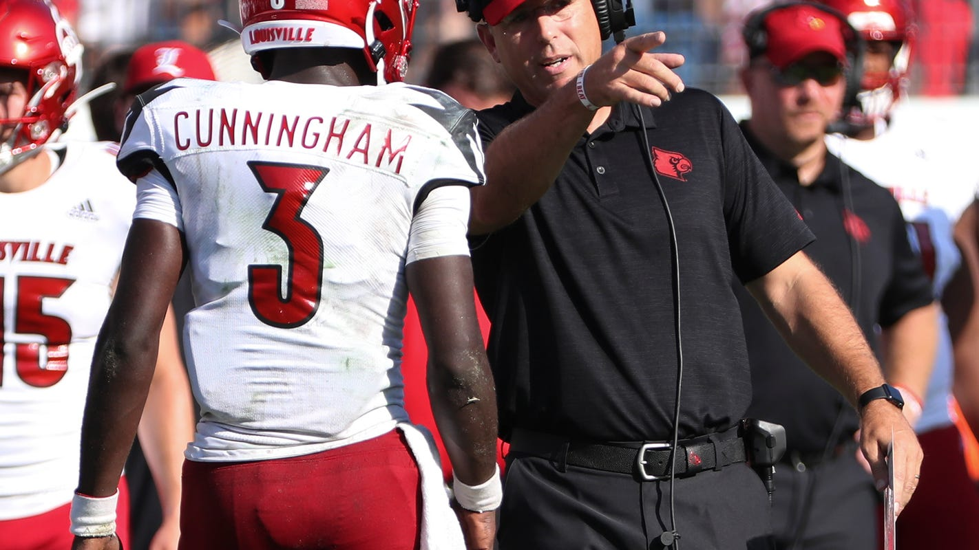 Louisville football vs. Florida State: Get live updates, score and highlights
