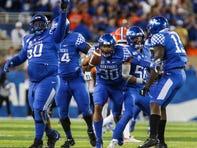 Kentucky football vs. Florida: Wildcats can't stop Gators' second-half surge, fall 29-21