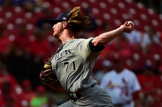 Josh Hader has developed into the top reliever in baseball.