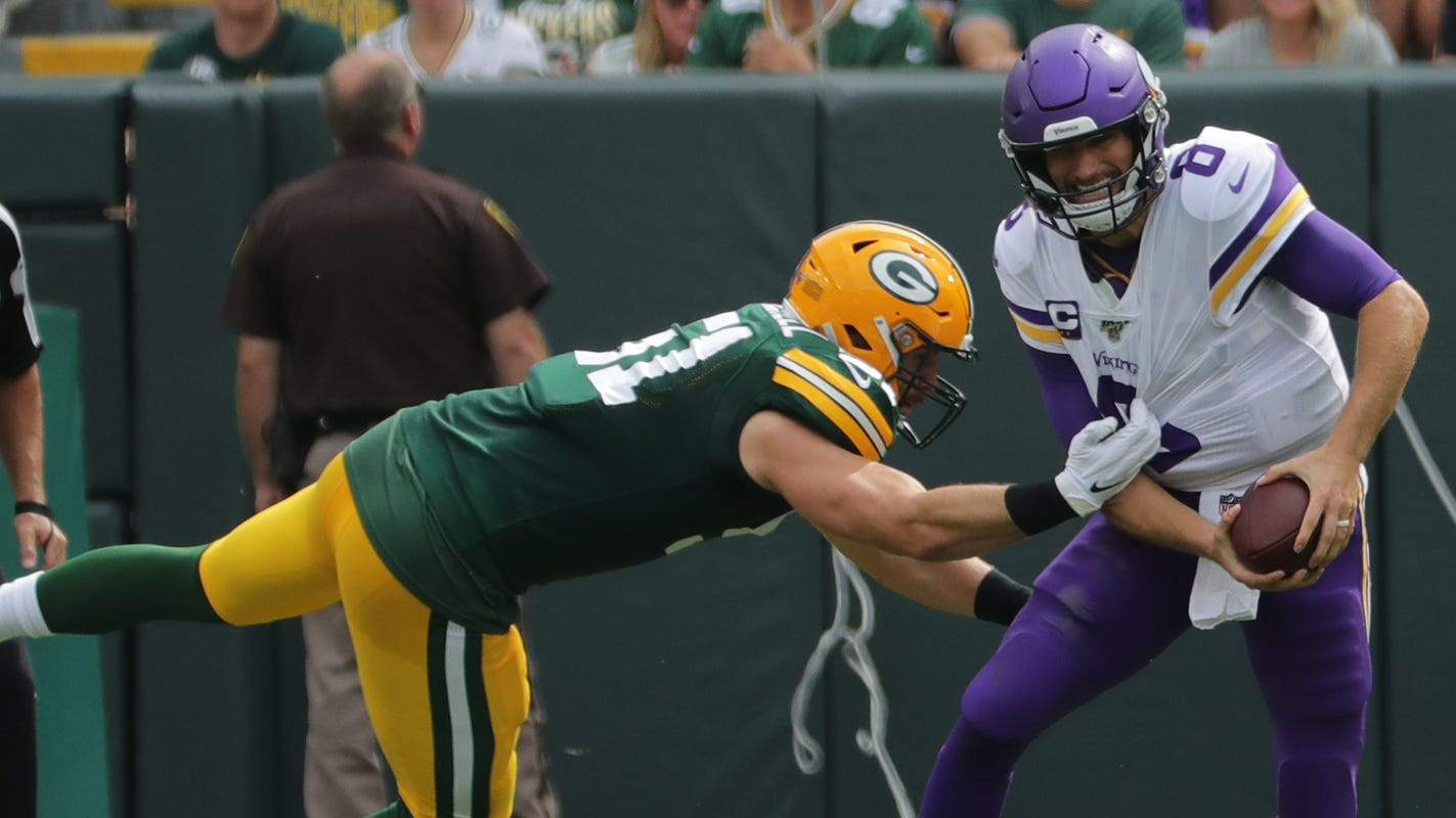 Packers Morning Buzz: Missin' Cousins laments 'gut-wrenching loss'