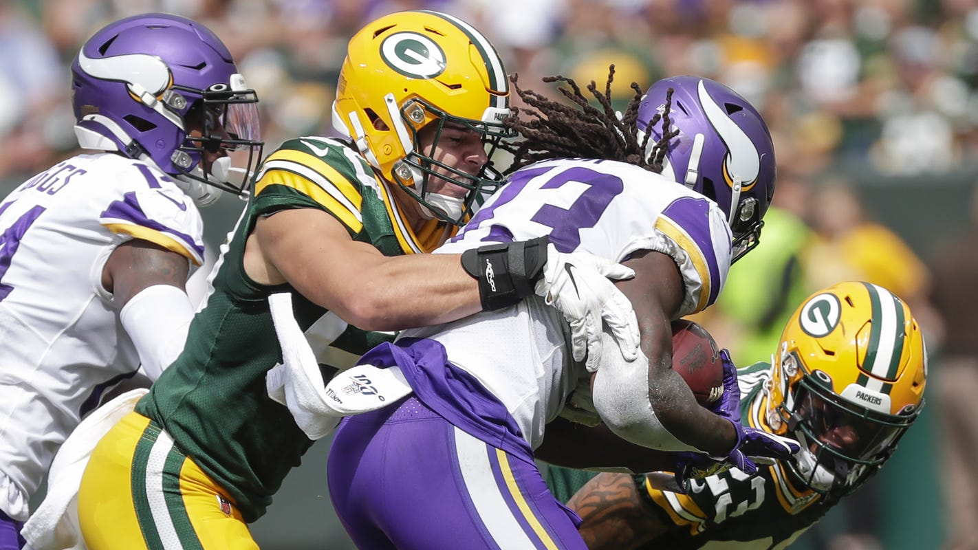 Packers Morning Buzz: 3 Packers (and 4 former Packers) crack top free-agent list