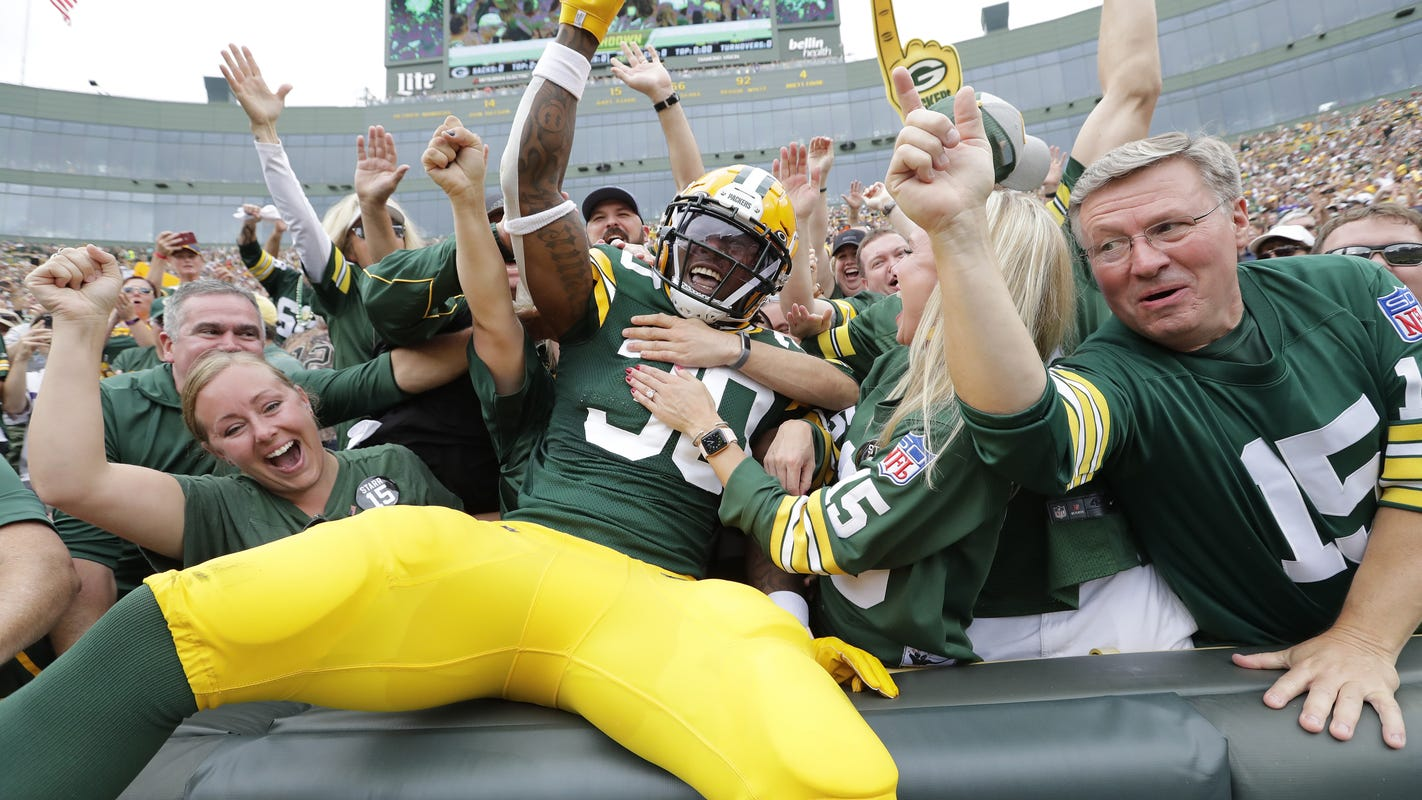 Packers Morning Buzz: Can Green Bay build on promising 2-0 start?