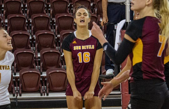 Andrea Mitrovic (16) and Kennedi Boyd (not pictured) made the OU Nike Invitational All-Tournament Team.