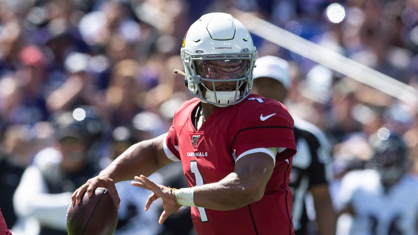 Cardinals remain winless, but entertaining Kyler Murray provides hope for future