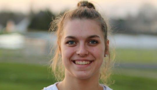 Sophia Carley, Kennedy High School.
