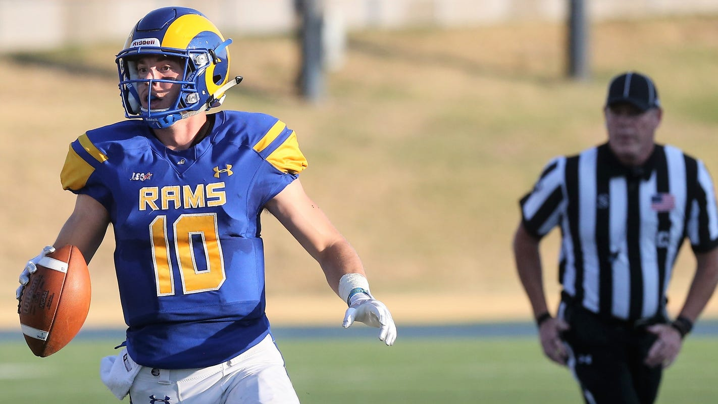 Angelo State rolls in nonconference finale