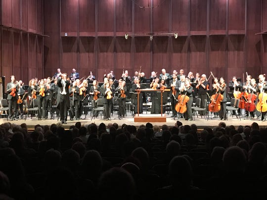 The Tallahassee Symphony Orchestra welcomed 200 new subscribers to the concert hall on Saturday evening, Sept. 14 with a standing ovation.