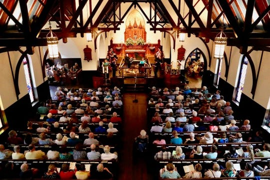 Bach Parley will open its season with a concert at 3 p.m. Sunday, Sept. 22 at St. John's Episcopal Church, 211 North Monroe St.