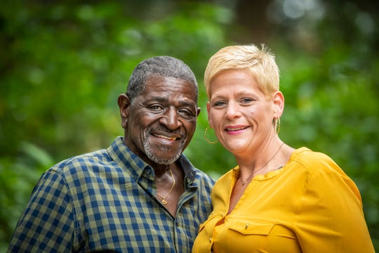 James and Alicia Mills both underwent bariatric surgery and lost hundreds of pounds together.