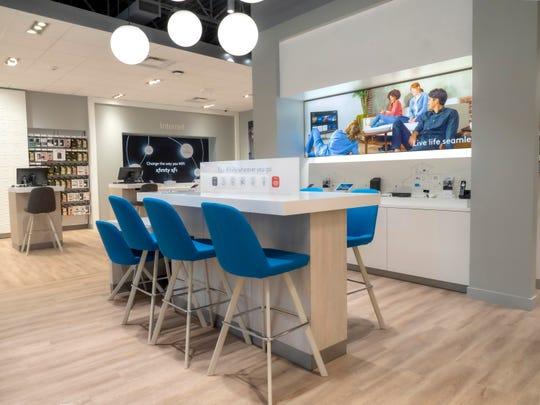 The Xfinity Retail Store has opened on Martin Truex Jr Boulevard in Stafford.