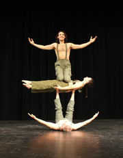 Binghamton-based dance group Galumpha will perform at the Goodwill Theatre Schorr Family Firehouse Stage in Johnson City as part of the Beethoven Project.