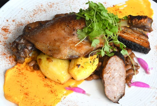 Chef/owner  Yvan Heraud has brought a French twist to TrendKitchen in Indian Harbour Beach.