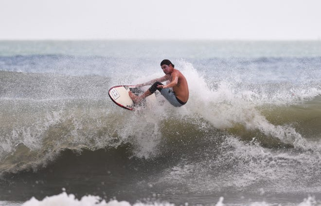 Surfing can take a toll on the body as many surfers are discovering as they hit their 40s and 50s.
