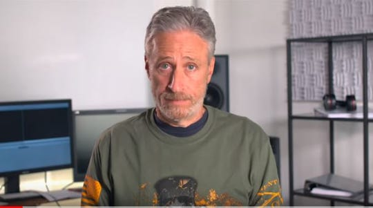Jon Stewart is backing an effort started in Texas that would provide federal help for veterans suffering the effects of being exposed to toxic burn pits during their wartime service.