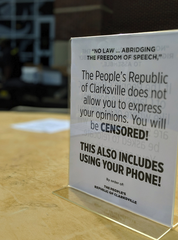 APSU students to decide if they 'eat free or live free' on Constitution Day.