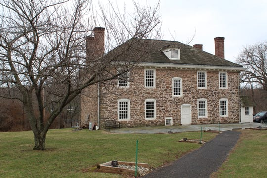 The Cornelius Low House in Piscataway is a colonial home in Piscataway owned and operated by Middlesex County.